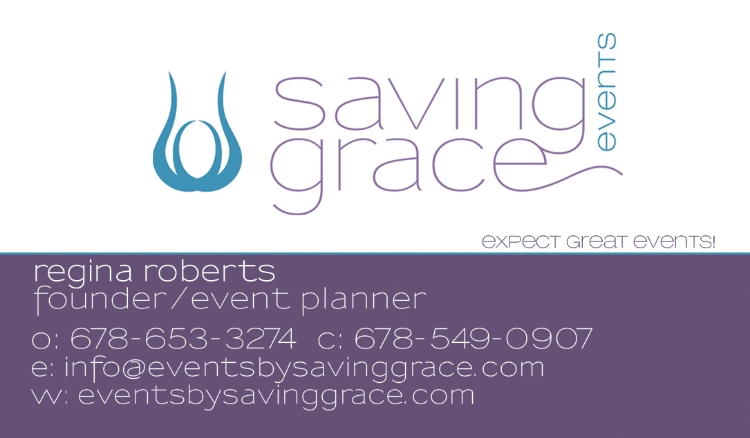 Saving Grace Events Front