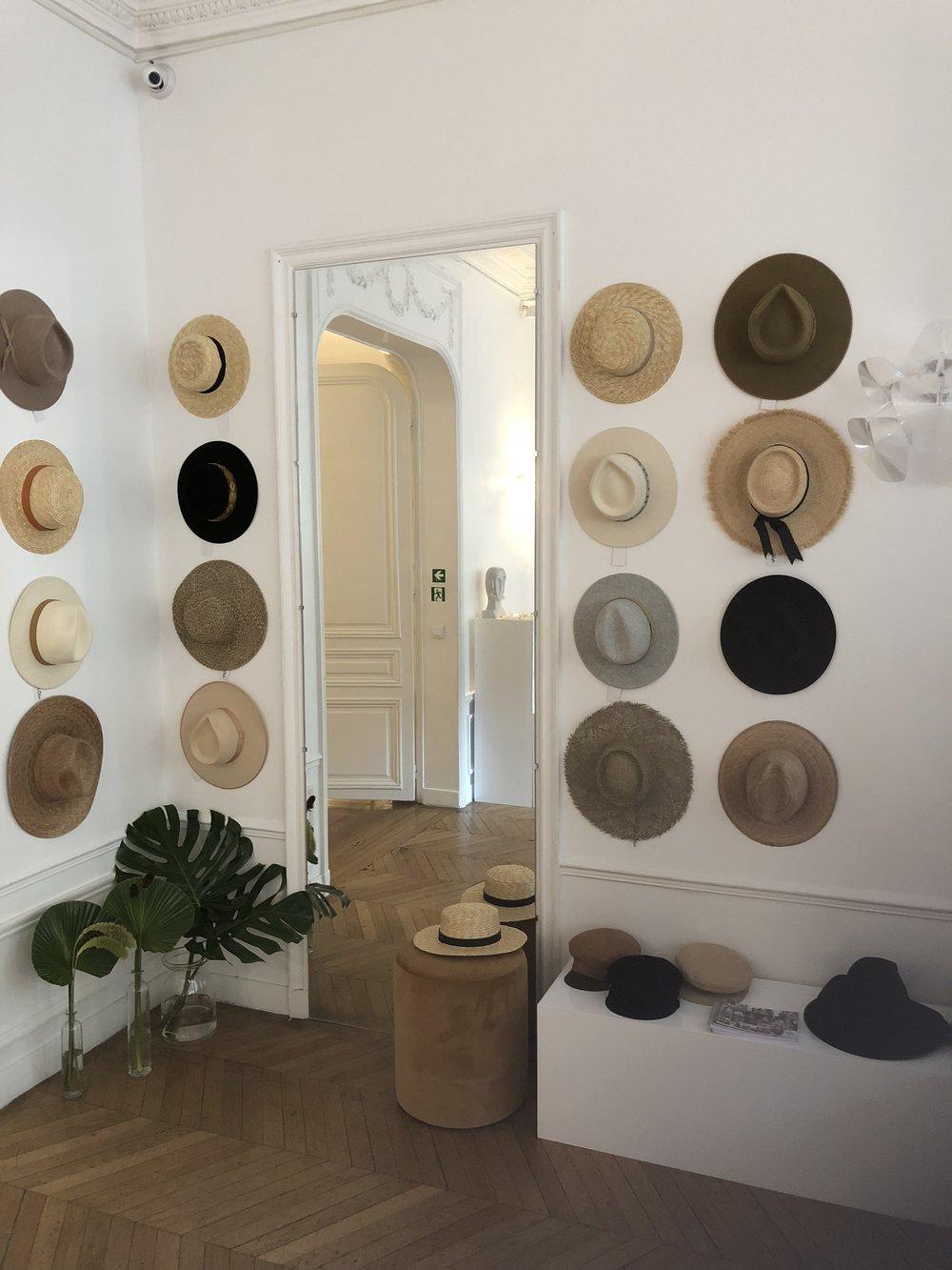 Lack of Color Hats
