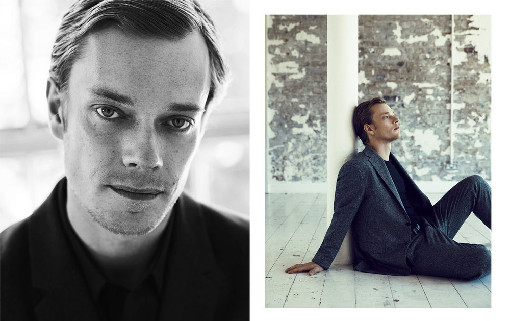 Alfie Allen / GQ British