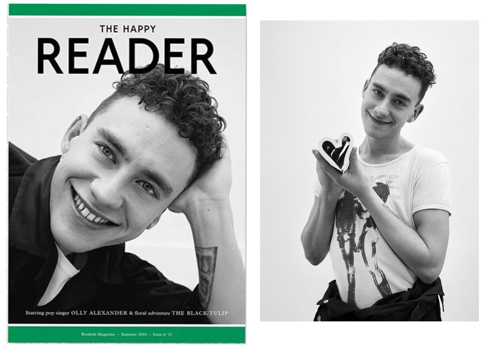 OLLY YEARS / THE HAPPY READER