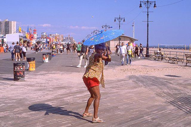The last day of summer on Provia 100f . . . . .  #film #35mm #newyork #coneyisland #nikon #nikonf3 #fujifilm #provia #provia100f #slidefilm #colorreversal #selfdevelop #streetphotography #justgoshoot #analogfeatures  #sharefilm #shootfilm  #buyfilmnotpixels #analog #filmisnotdead #keepfilmalive #shootfilmstaybroke #filmphotography