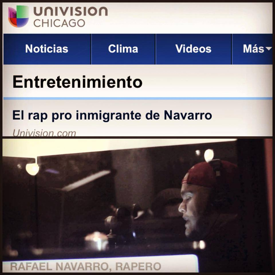 Univision Interview