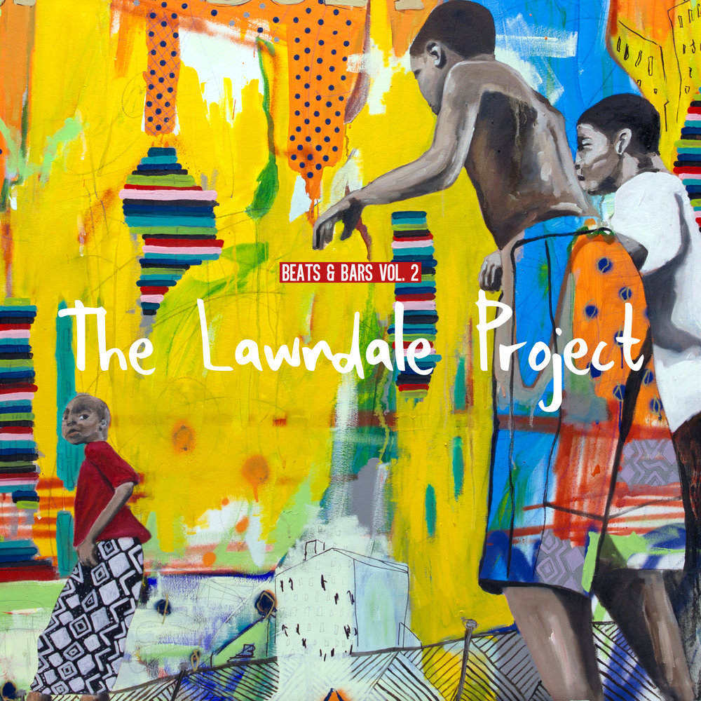 Click Artwork to Listen to The Lawndale Project (Nov 2016)