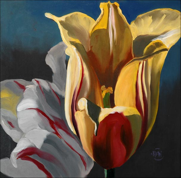 235 Tulips #2<br>SOLD