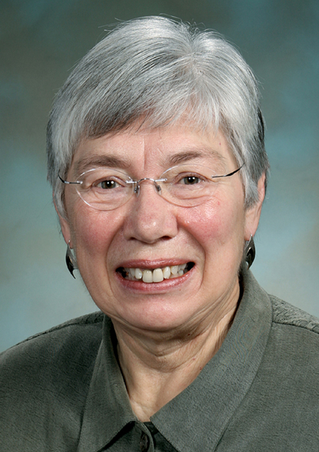 Former 40th District Senator Harriet Spanel