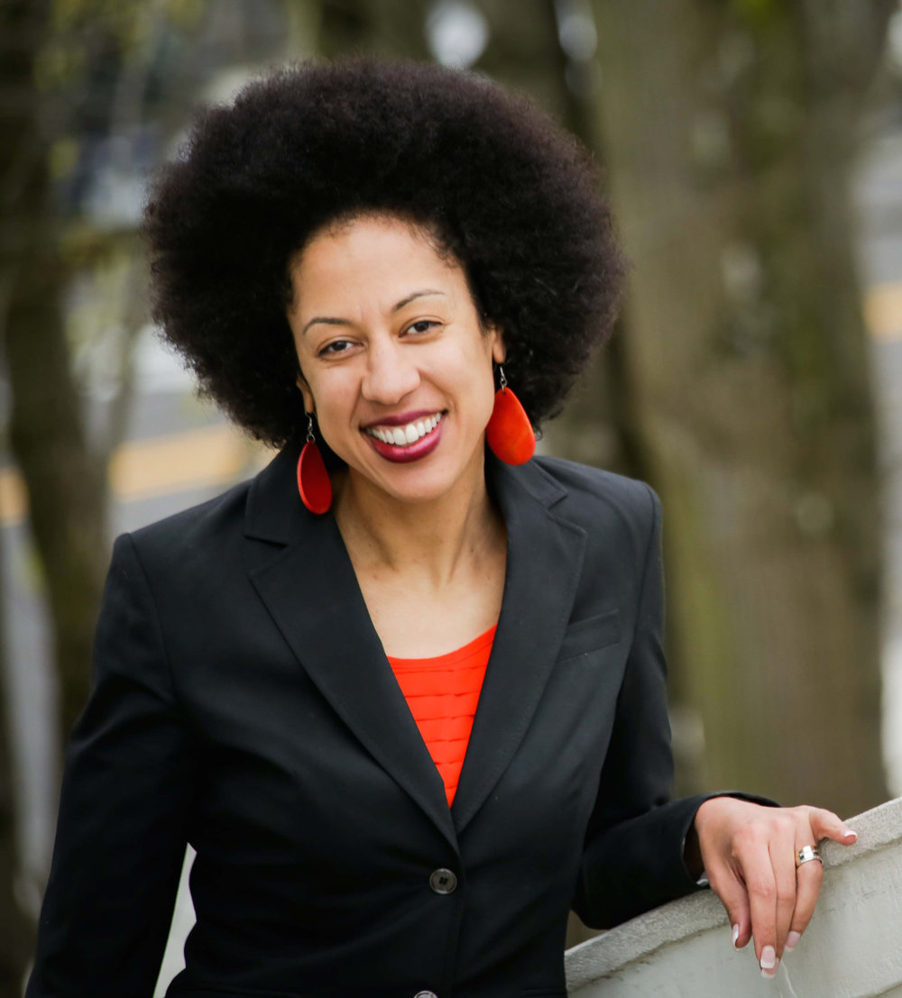 Erin Jones, candidate for WA State Office of Public Instruction.