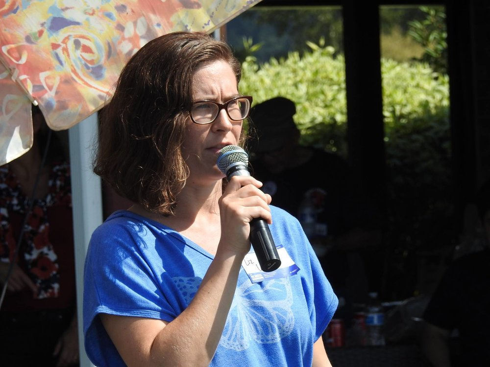 Anacortes City Council member Liz Lovelett.