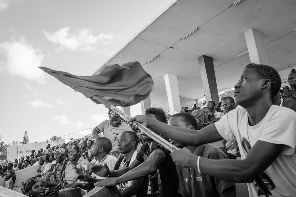 Pemba vs Maputo - Mozambique