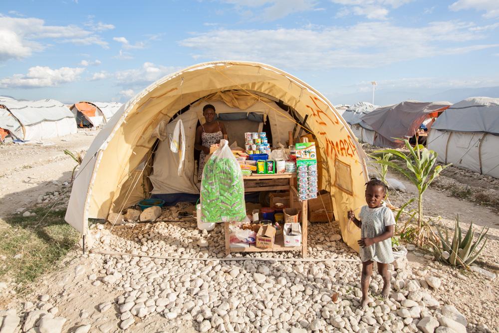 Corail camp