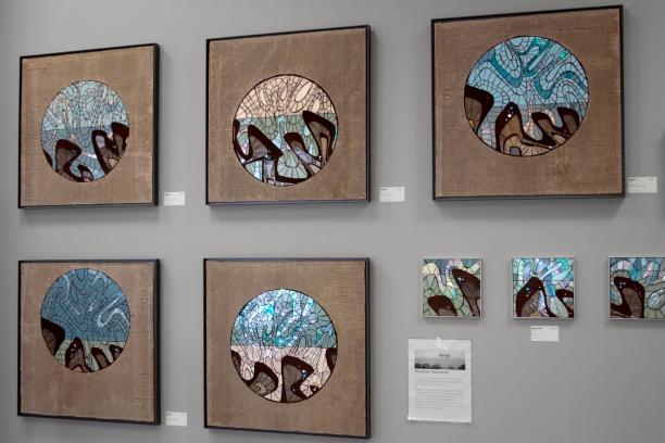 pop-up art gallery in Evanston, IL