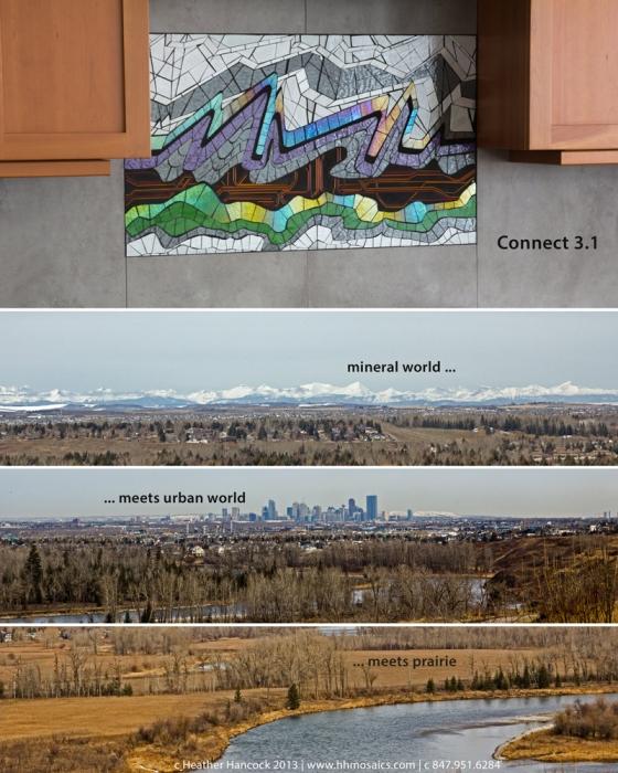 Connect 3.1 | mineral world ... meets urban ... meets prairie