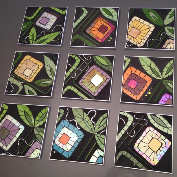 studio inventory | Blooms (2011-12)