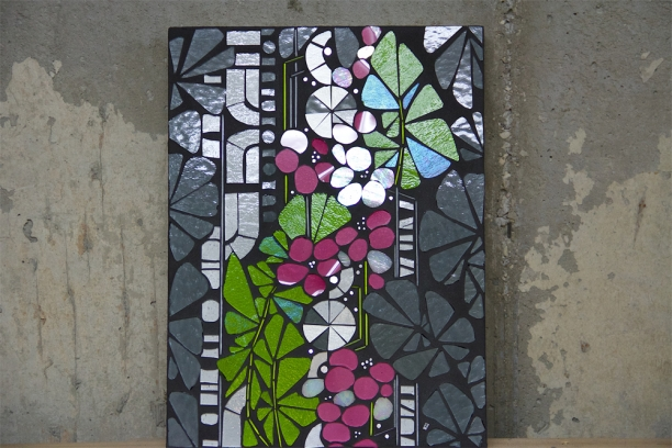 WIP | Proust project | grouting hawthorns | c Heather Hancock 2014