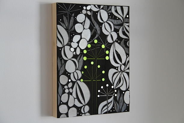 "Bloom 4.3 | 12"" x 16"" 