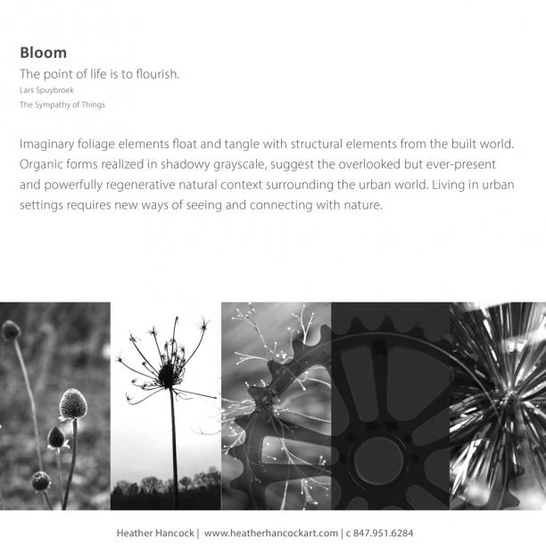 Bloom 4.0 | statement | Heather Hancock
