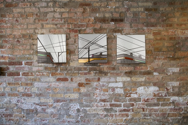 I can imagine View on a brick wall | rendering c Heather Hancock 2014