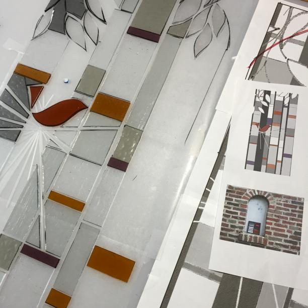 graphic nest | cutting | c Heather Hancock 2014