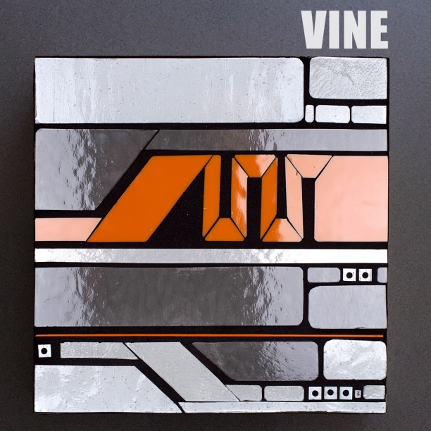 "Vine | 10"" x 10"" 