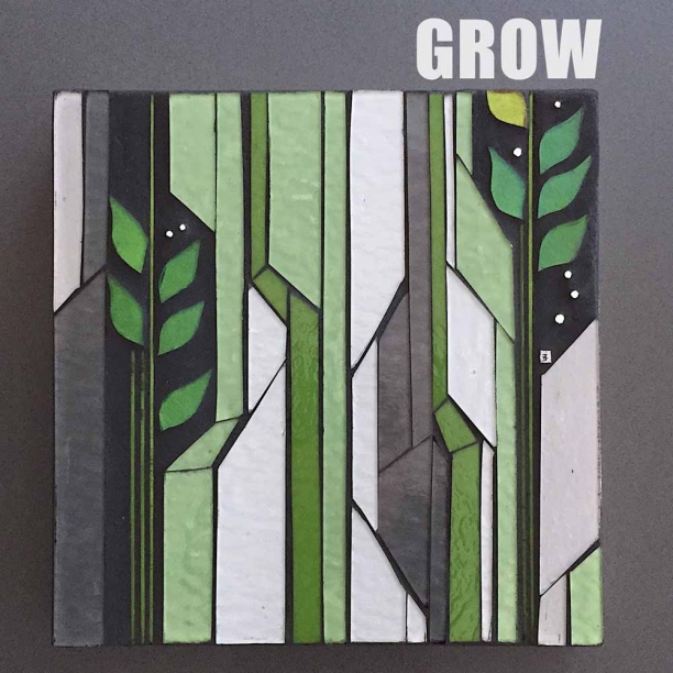"Grow | 10"" x 10"" 