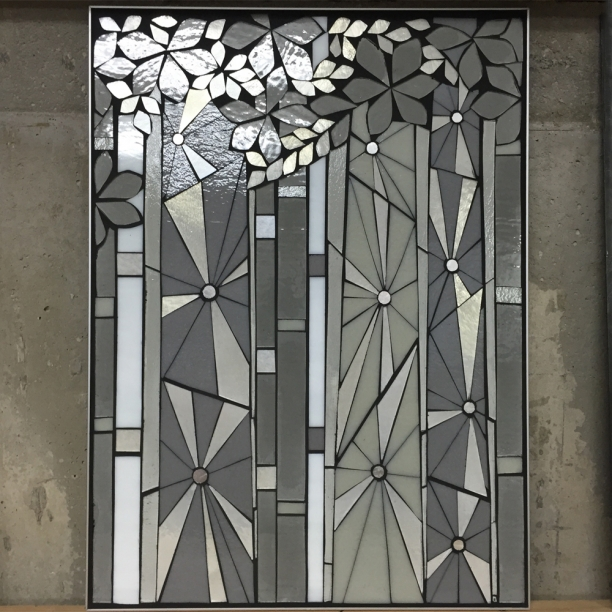 untitled | glass + grout | c Heather Hancock 2015