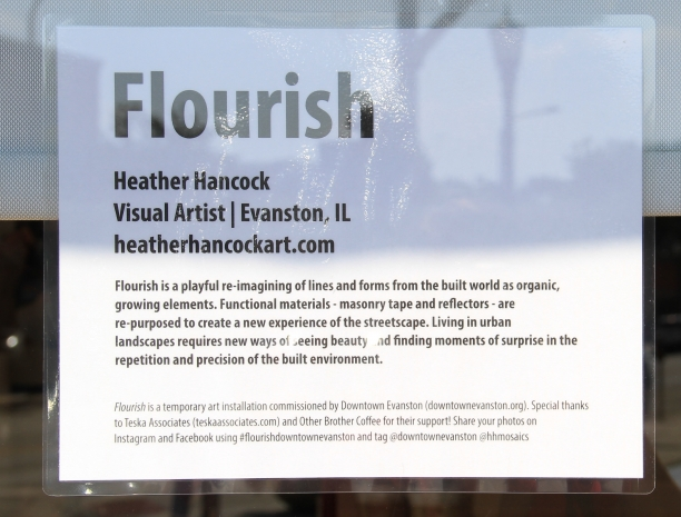 Flourish at Other Brother Coffee in downtown Evanston