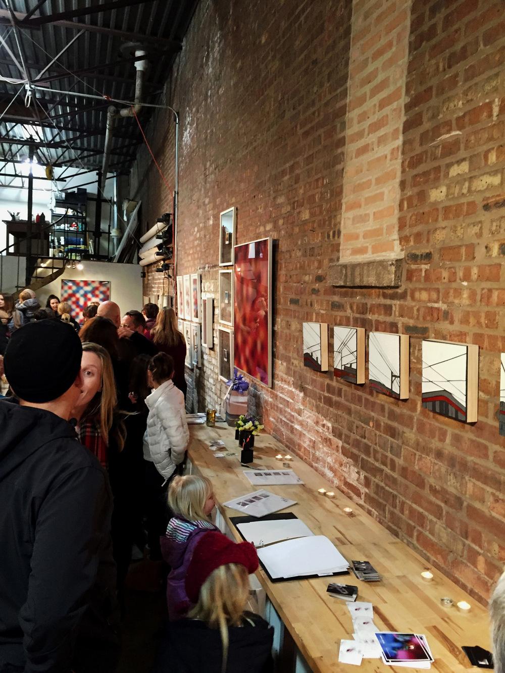 Artificial Turf: Pop-up gallery