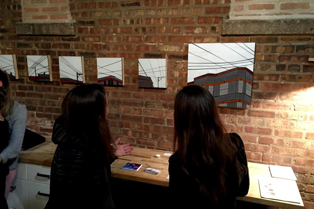Artificial Turf: Pop-up gallery | Evanston, IL