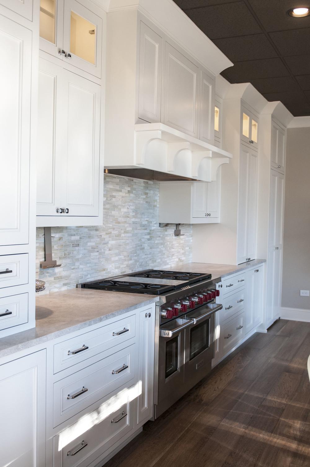 The White Kitchen Interior Design Charlotte Nc Kbn Interiors