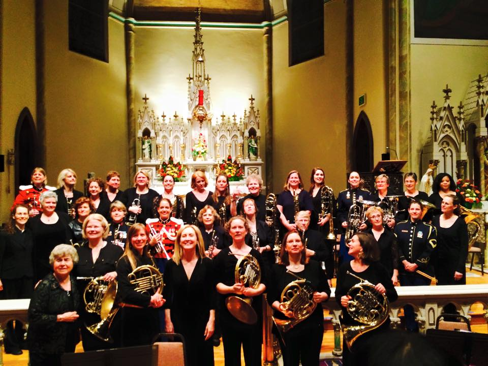 Monarch Brass at 2015 ITG