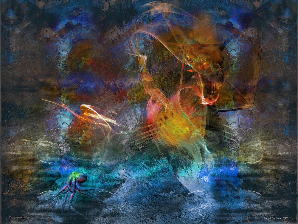 Print:  Dragonship