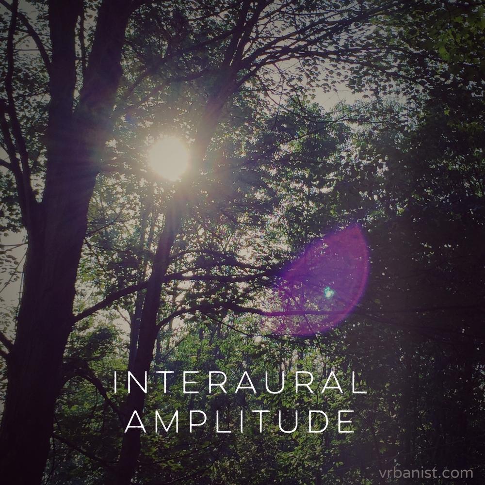 Interaural Amplitude