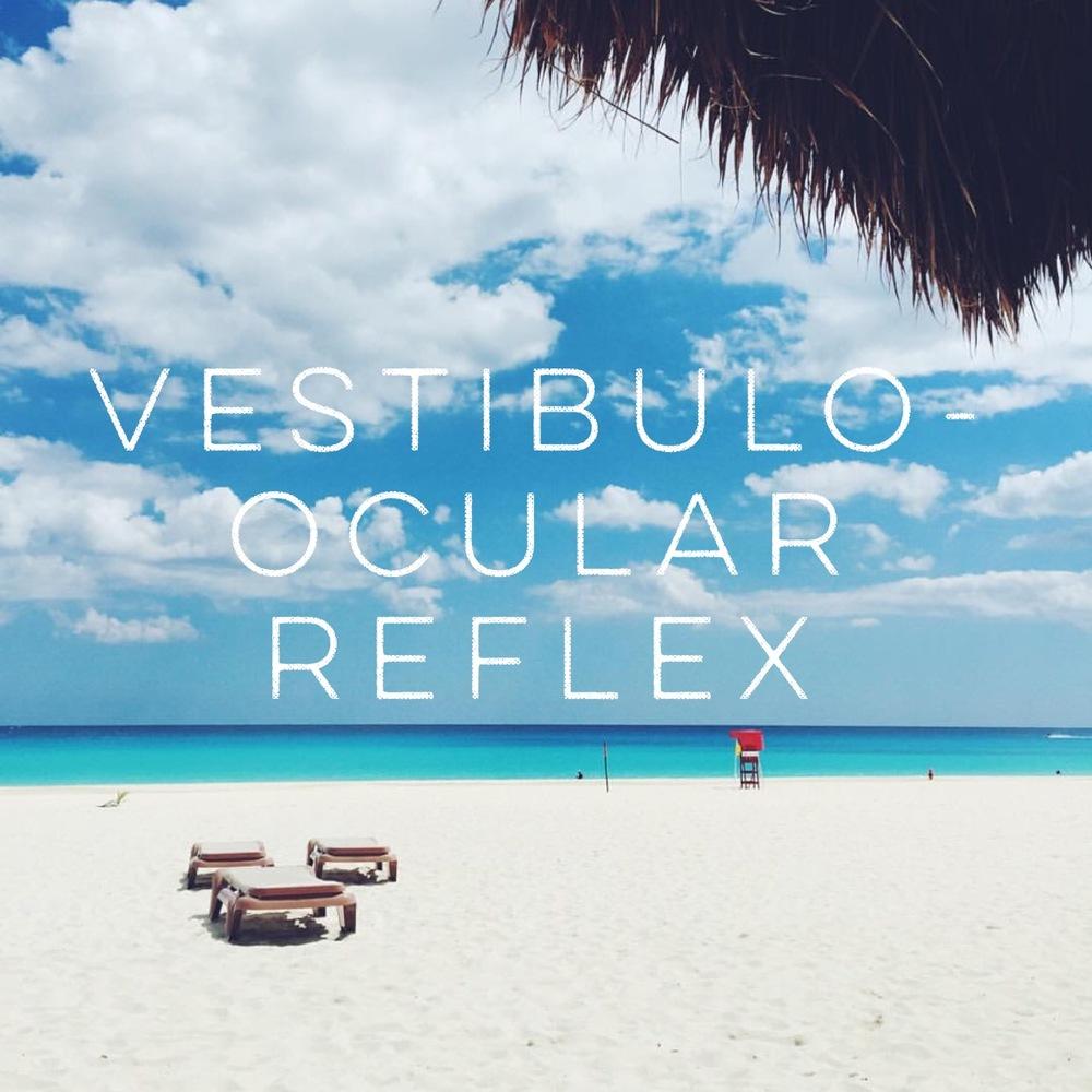 Vestibulo Oculuar Reflex