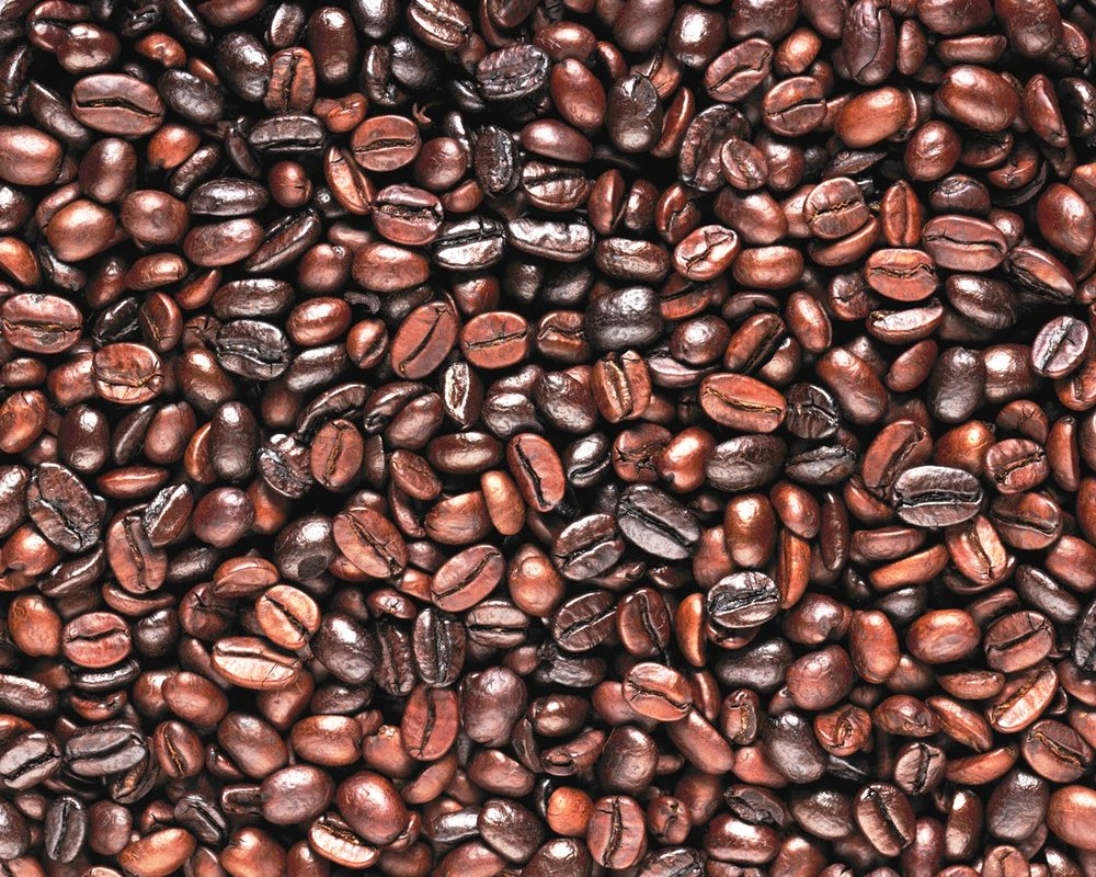 Our Prima Dark Roast & Tramonto Medium Roast, for visual comparison