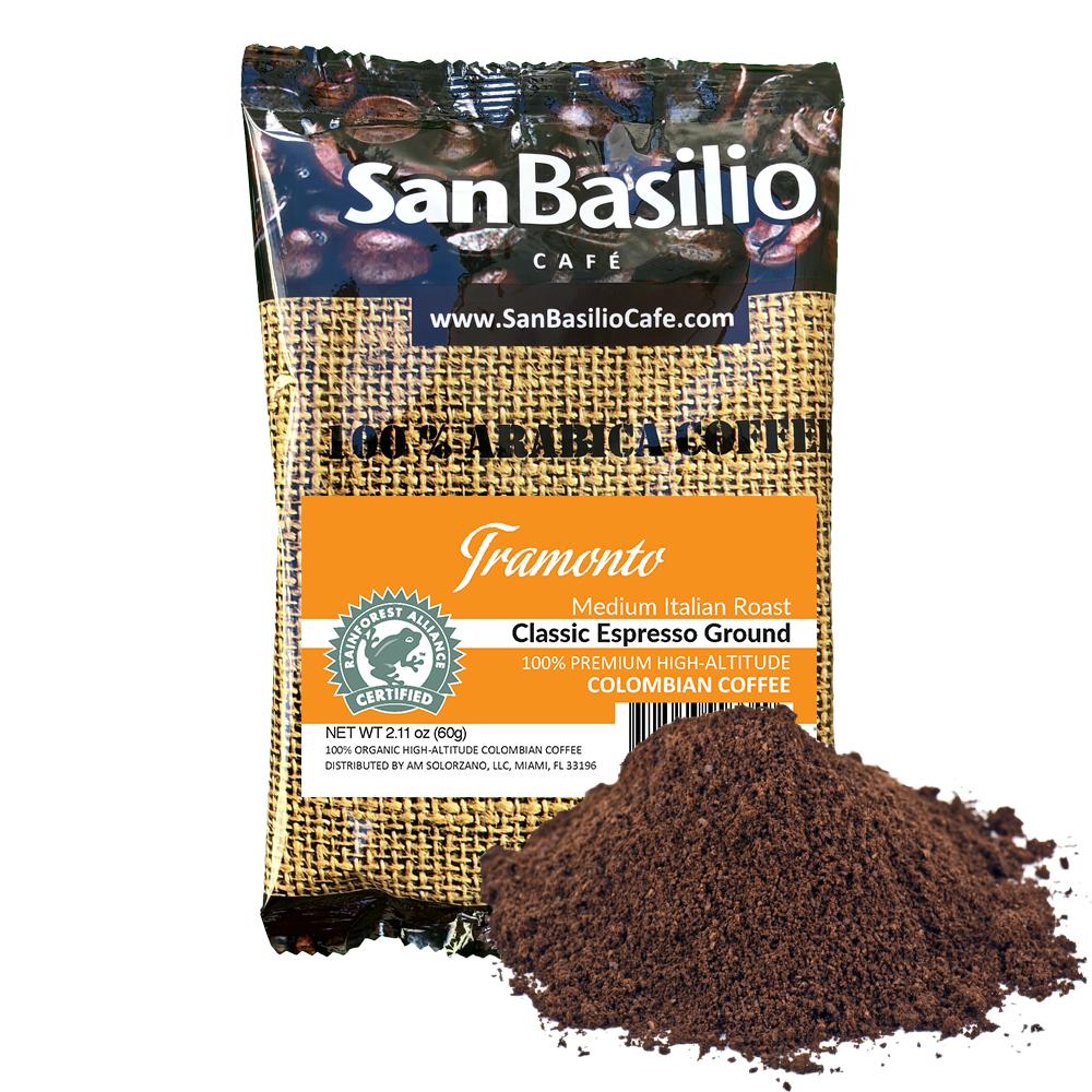 Tramonto Ground Coffee