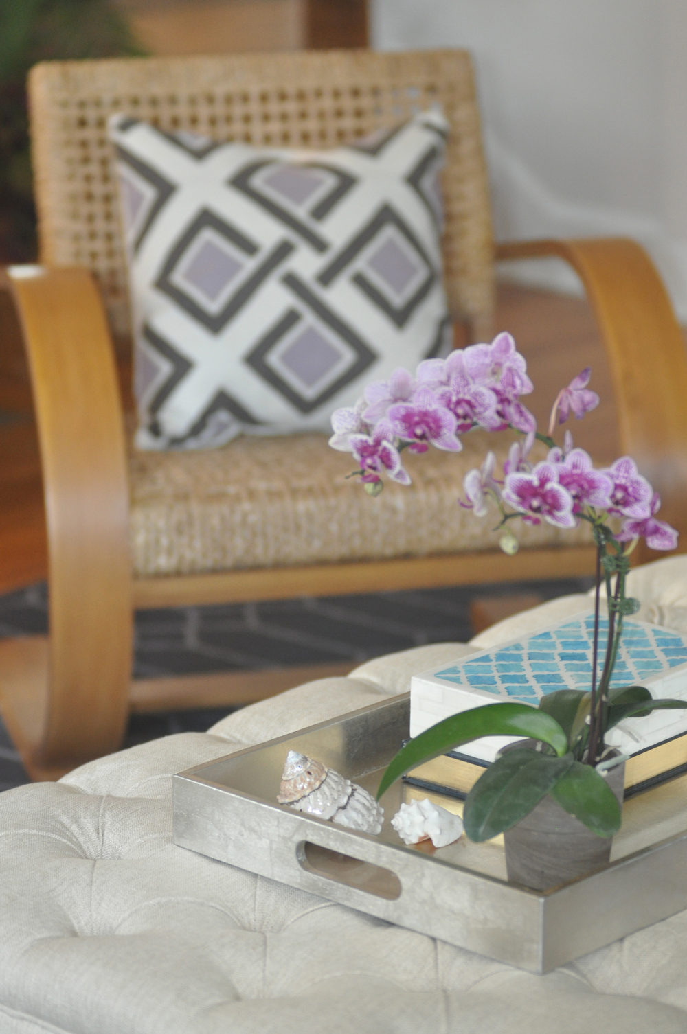 Living Room_Accessories_Ratan Chair_Madeline Weinrib Pillow_Orchid_KAM DESIGN.jpg