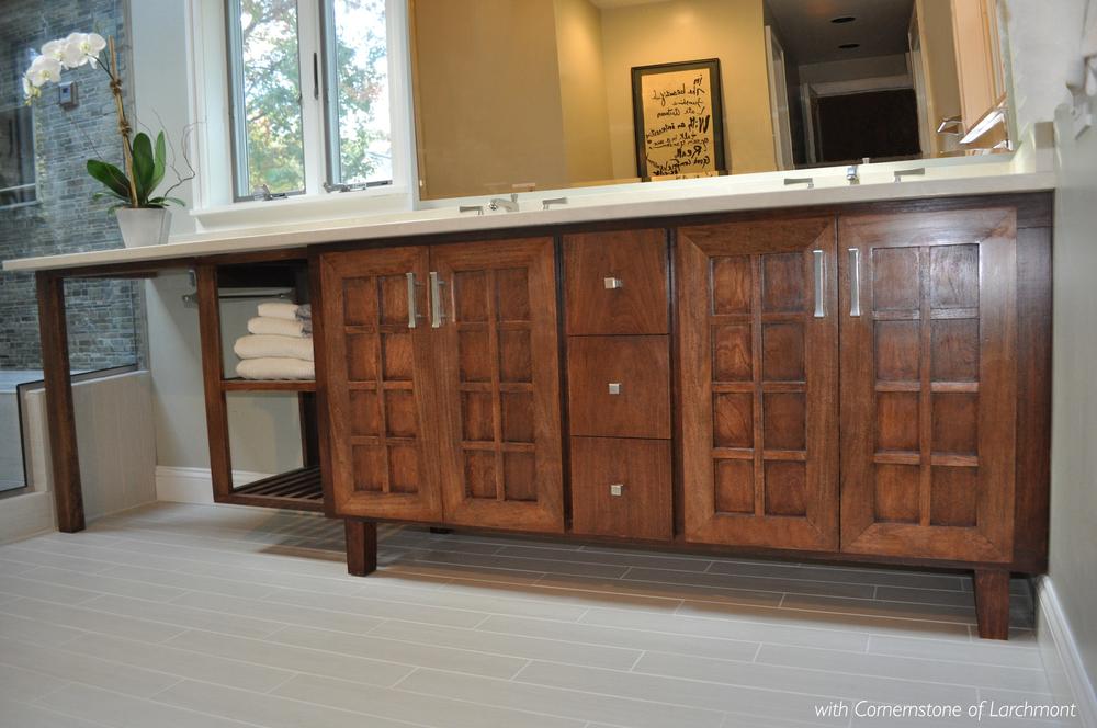 Master Bathroom_Custom Vanity_Custom Millwork_Custom Cabinets_Kim A Mitchell with Cornerstone of Larchmont.jpg
