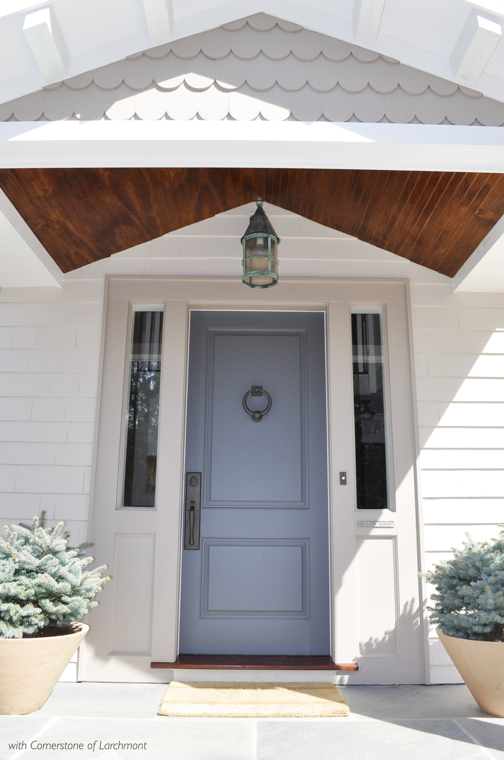 Residential Exterior_Front Door_Blue Door_Sidelights_Exterior Paint Colors_KAM DESIGN LLC.jpg