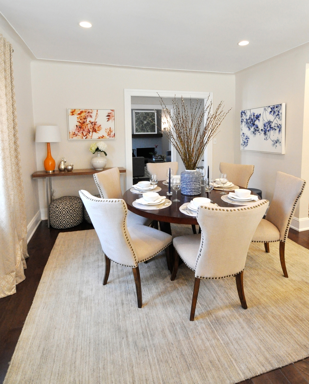 Kim Mitchell Production Designer_Dining Room Design_Neutral Color Palette_Art in Dining Room_Reveal_HGTV_Buying and Selling with The Property Brothers_Season 3_Episode 315.jpg