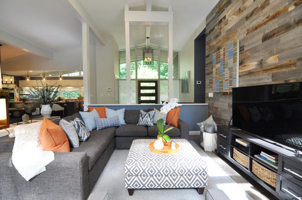 Kim A Mitchell_Design Lead_HGTV_The Property Brothers_Season 6_Episode 9_Living Room_Scandecor Rug_Kenise Barnes Fine Art_Modern Interior Design.jpg