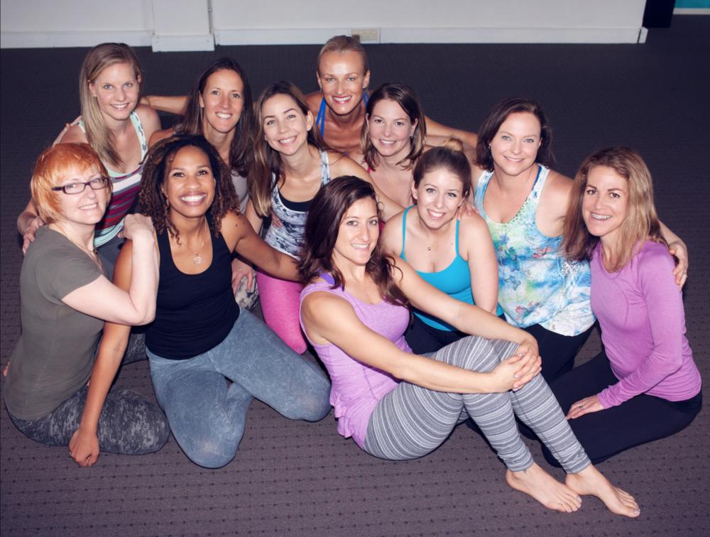 Yoga & Pilates Instructors Perth