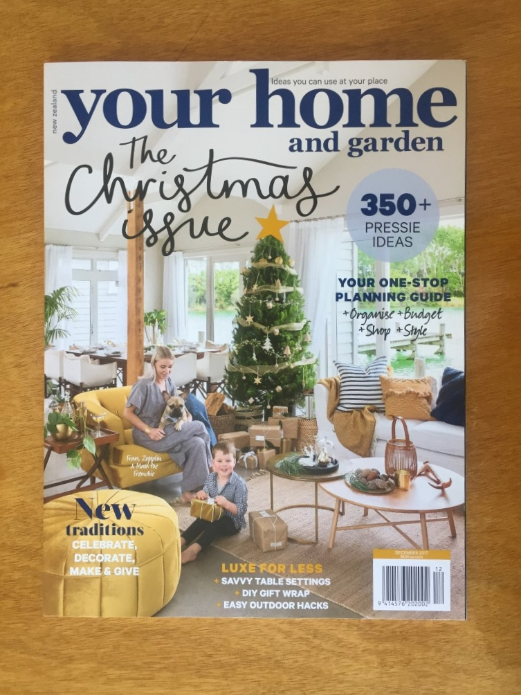 Your Home and Garden - Dec 2017
