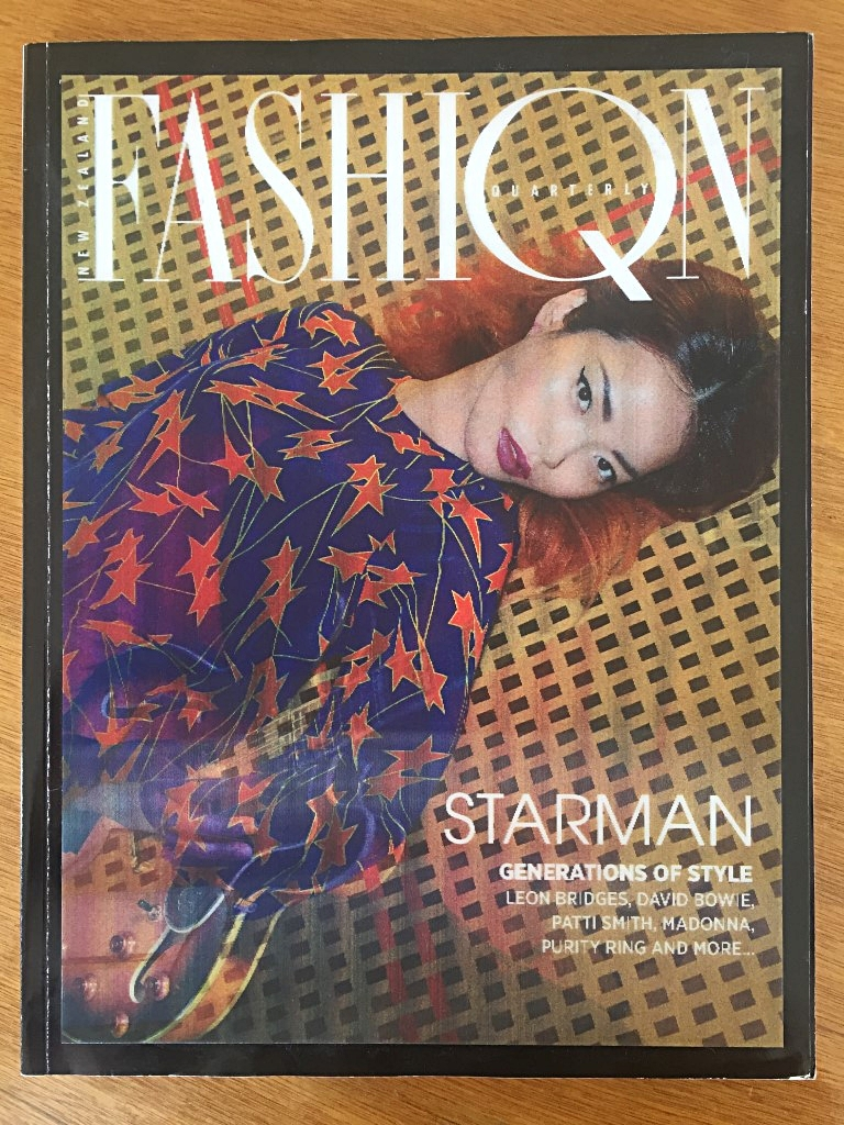 Fashion Quarterly music edition - Autumn 2016