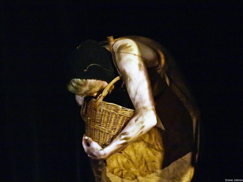 David Llorente.Teatro.Roja Caperucita