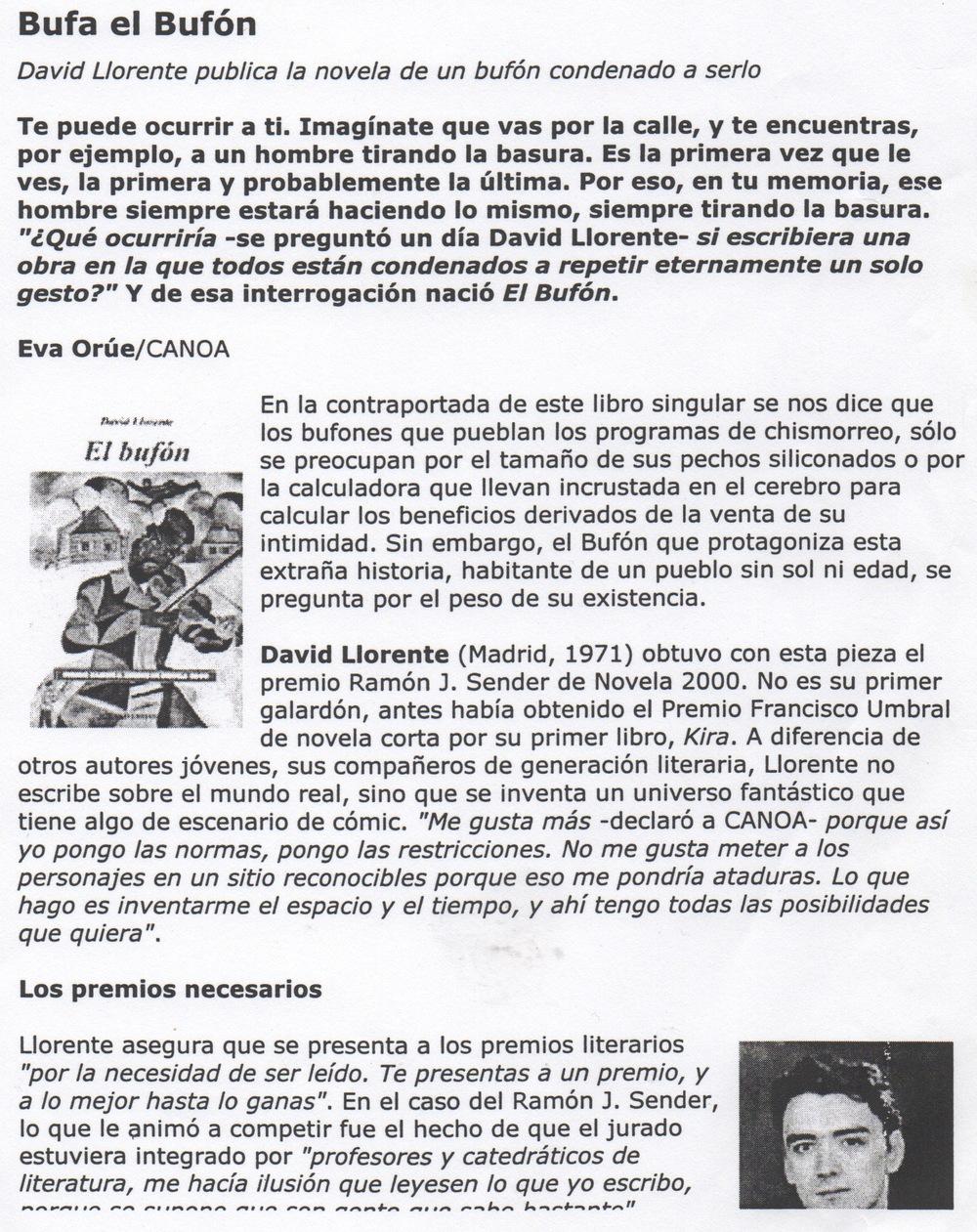 david_llorente_resena_el_bufon