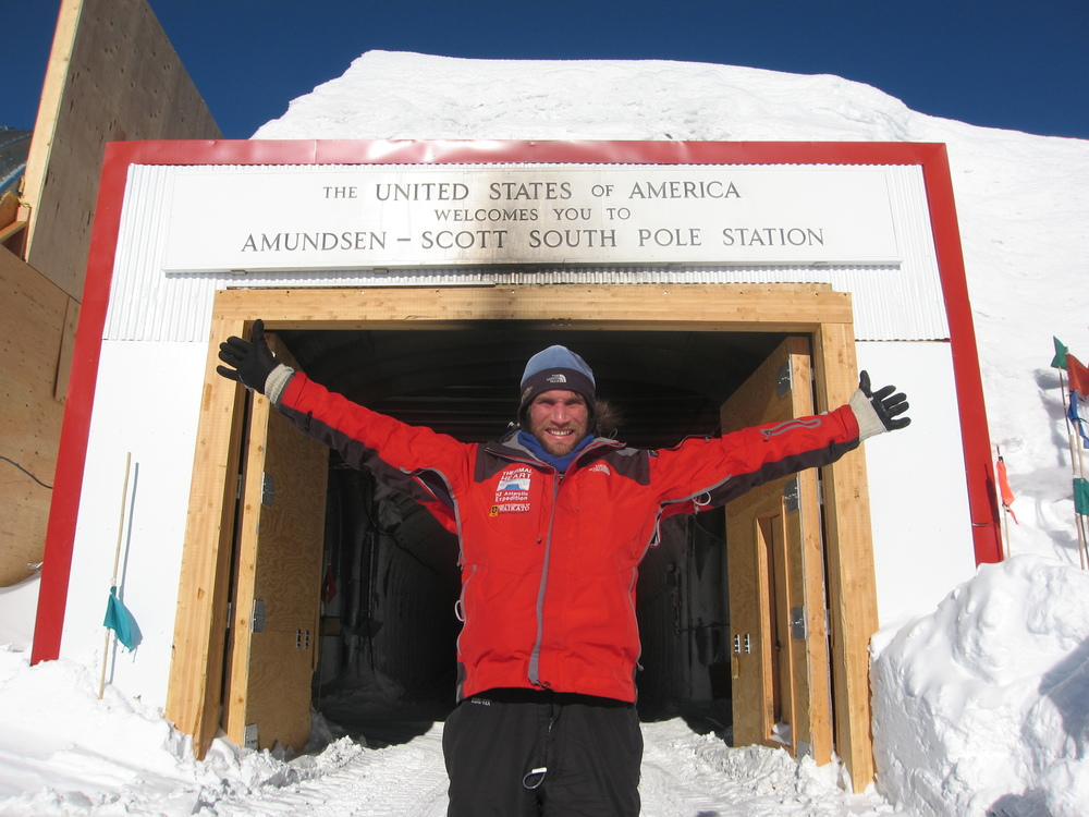 Kevin Biggar at South Pole base.jpg