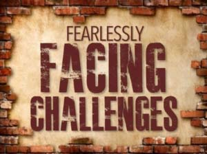 Fearlessly Facing Challenges - a presentation by guest speaker Kevin Biggar