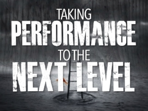 Taking Performance to the next level - a presentation by guest speaker Kevin Biggar