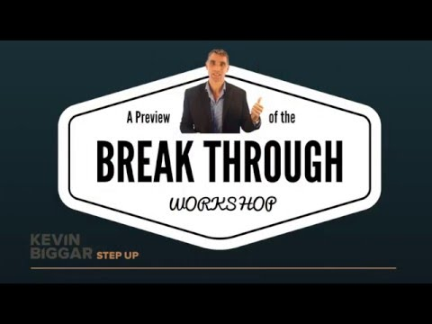 Motivational Speaker Kevin Biggar will boost your team's
