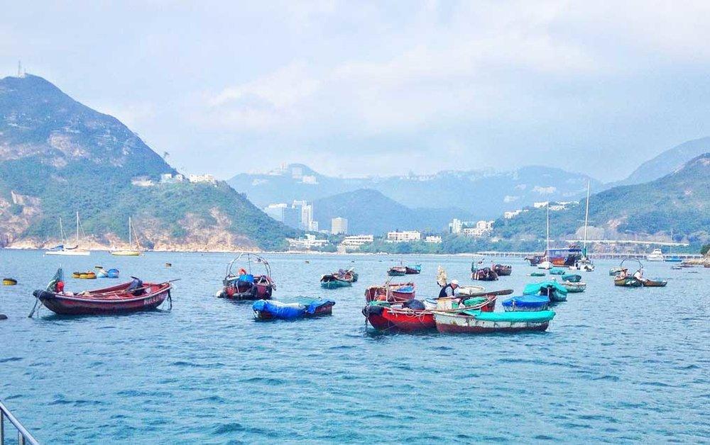 Middle Island, HK