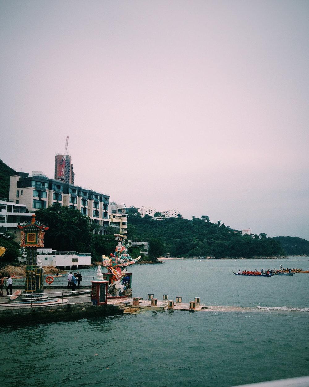 Repulse Small Boat Race, Hong Kong